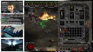Diablo 2 - 8 MAN HARDCORE HELL SPEEDRUN - 8 MEN ENTER HOW MANY LEAVE?!
