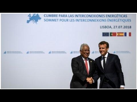 France, Spain, Portugal up energy links