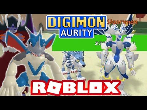 Digimon Aurity - AeroVeedramon, MEGA UPDATE! + DORUGORAMON BOSS!!!' (Roblox Gameplay)