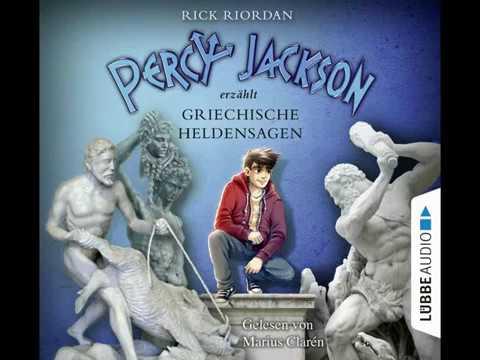 Percy Jackson erzählt: Griechische Göttersagen (Percy Jackson erzählt 1) YouTube Hörbuch Trailer auf Deutsch