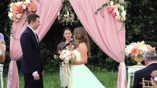 Трогательное и нежное свадебное видео  Александр и Настя