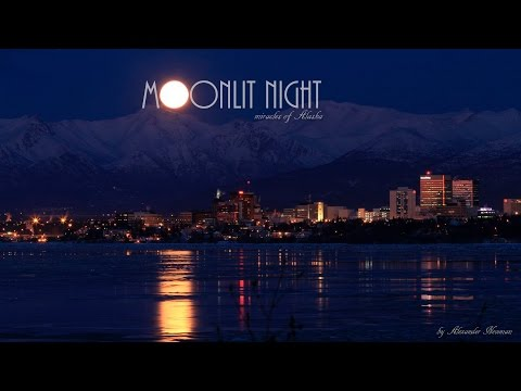 Moonlit Night. Miracles of Alaska (Progressive House 2014)