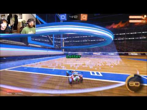 Rocket League Ep.1 Hoops with Craig and Craig (ft. Kyler)
