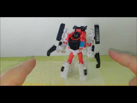 Chuck's Reviews Transformers Cyberverse Spark Armor Ratchet