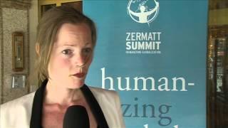 Suleika Reiners, World Future Council - Exclusive interview at Zermatt Summit 2012