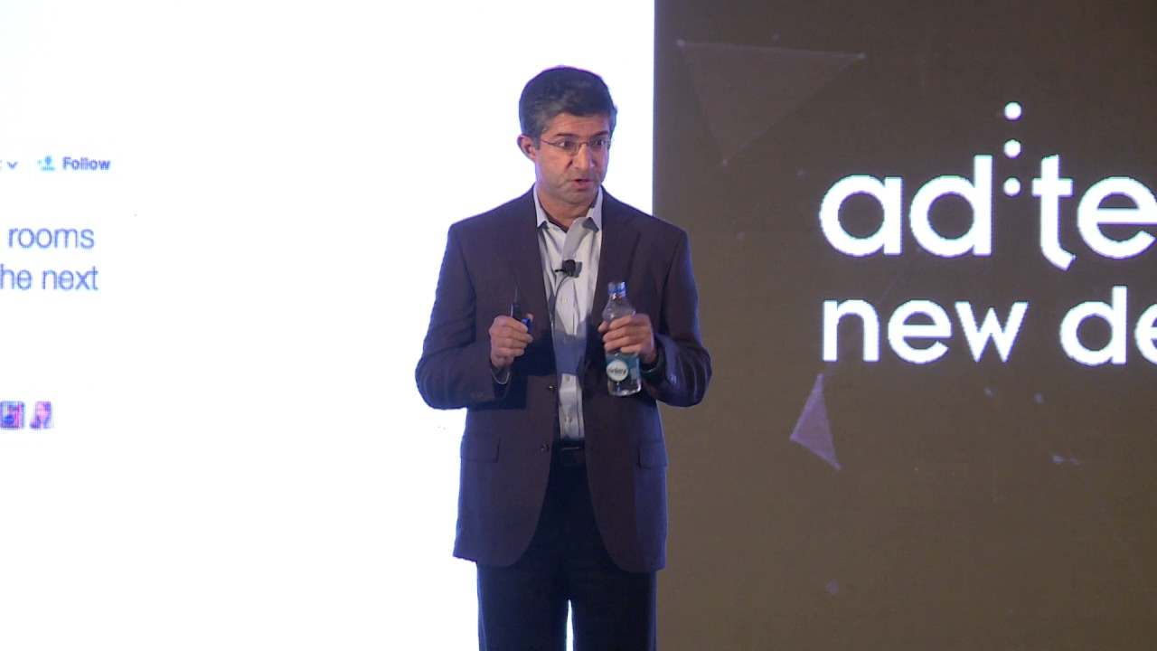 AdTech New Delhi 2017- Keynote- The Content Trap