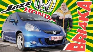 Honda Jazz 1 GEN| Test and Review| Bri4ka.com