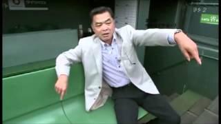 2009年10/10放送のBS2日めくりタイムトラベル内 1985年阪神日本一コーナ...