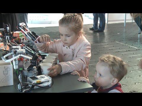 Выставка Роботикон 2017: самые интересные роботы и изобретения