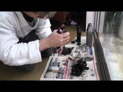 Installing Rear Disc Brakes on a Spridget — Creative Spridgets