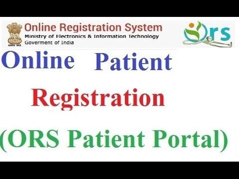 patient registration system