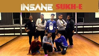 Sukhe - Insane Dance Video | Jaani | Bhangra | Choreography | Step2Step Dance Studio