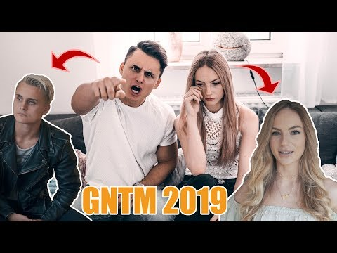 WIR REAGIEREN AUF GNTM 2019 + LIVEREAKTION & STATEMENT I The Franklin