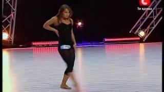 Танцуют Все 2 - Илона Гвоздёва. SYTYCD Ukraine 2nd season