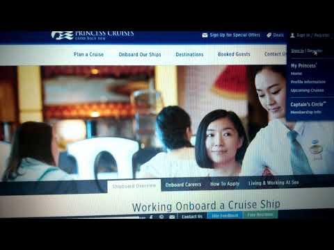 All jobs & Cruise ship jobs