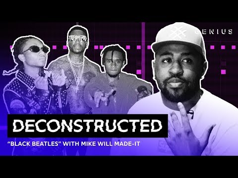 """The Making Of """"Black Beatles"""" With Mike Will Made-It 