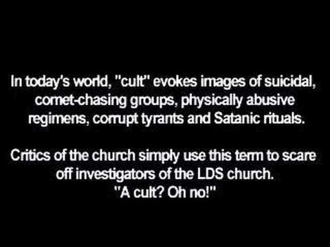 Myths of the Mormon Church: Christian or Cult?