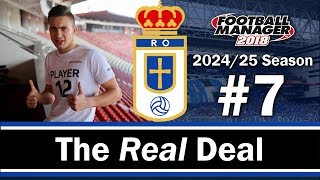 The Real Deal - JUSTICE FOR ADZIC - Real Oviedo - Football Manager 2018 - S08 E07