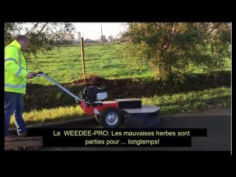 Terrazza Weedee Pro Désherbage Naturel