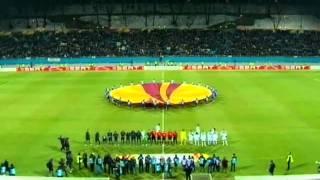 Динамо Киев - Манчестер Сити