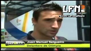 Juan Manuel Salgueiro - Entrevista de Ayer