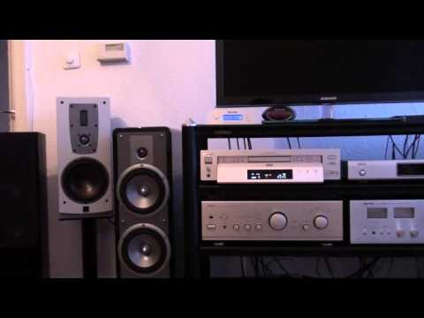 Dali Ikon 2, AKAI AM 2800, Sony dvp-s7700, Musiland MD1 DAC