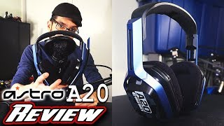 Astro A20 Gaming Headset REVIEW