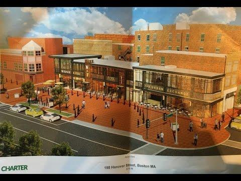 198 Hanover St. - Cross Street Development