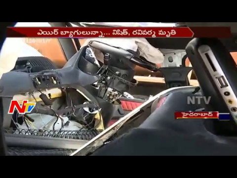 Special Report on AP Minister Narayana's Son Nishith Car Accident || NTV