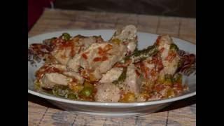 Мясо с овощами в сметане. Что приготовить на ужин, на обед, на завтрак быстро и вкусно?