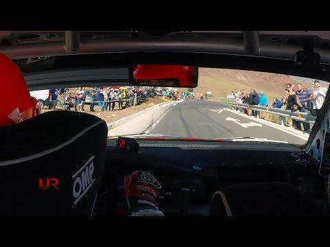 Onboard Raúl Quesada - Dani Sosa Rally de Maspalomas 2018 SS06 Las vallas - Los cuchillos