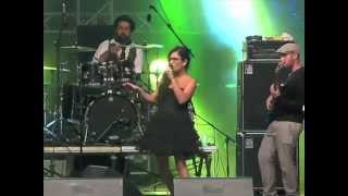 Ruts & La Isla Music  Veneno Live Alisios Festival 2012 YouTube Videos