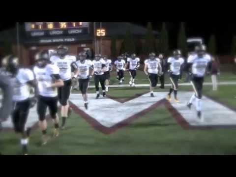 Oakland University Football Music Video Highlight