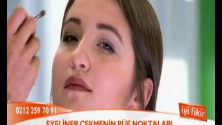 ESMERAY YILDIRIM'DAN GÜZELLİK FORMÜLLERİ İYİ FİKİR'DE