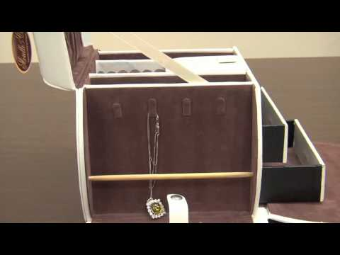 Morelle and Co. - Sleek Buckle Jewelry Box #A22649