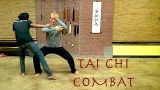 Top 10 TAI CHI Combat Fighting Moves - Tai Ji Quan Combat