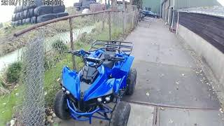 KXD Quad en KXD Dirtbike rijden