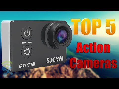 TOP 5 Best Cheap Action Cameras in 2018 + COUPON