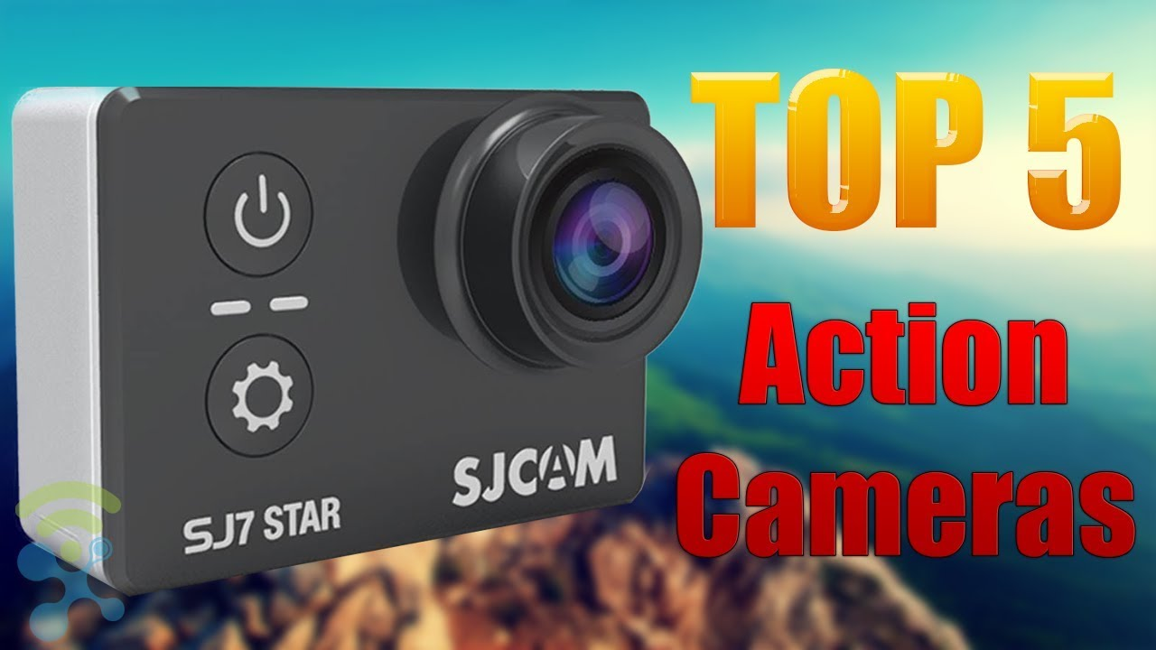 top 5 best cheap action cameras in 2018 coupon youtube. Black Bedroom Furniture Sets. Home Design Ideas