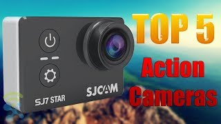 Video TOP 5 Best Cheap Action Cameras in 2018 + COUPON download MP3, 3GP, MP4, WEBM, AVI, FLV Juli 2018