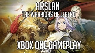 Gambar cover ARSLAN: The Warriors of Legend (Xbox One) Gameplay - 2016 Let's Play Playthrough Review HD