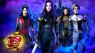 Official Trailer Descendants 3