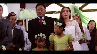Aga & Eli Wedding/Zunheboto /Nagaland