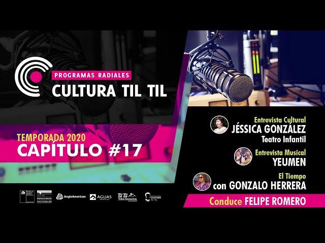 Programas Radiales Cultura Til Til (Capitulo 17) 29/07/20