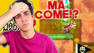 Il Livello TROLL più STRANO!  - Mario Maker 2 ITA