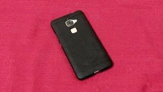LeEco Le 2 - Soft Rubber textured Case - Review