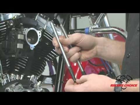 S&S Performance Parts  Pushrod Adjustment  J&P Cycles