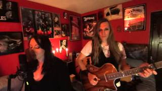 Moonshine & Molly - Song Instead Of a Kiss ( Alannah Myles cover)