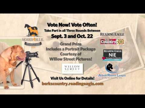 Reading Eagle VOTE NOW Pet Calendar Contest