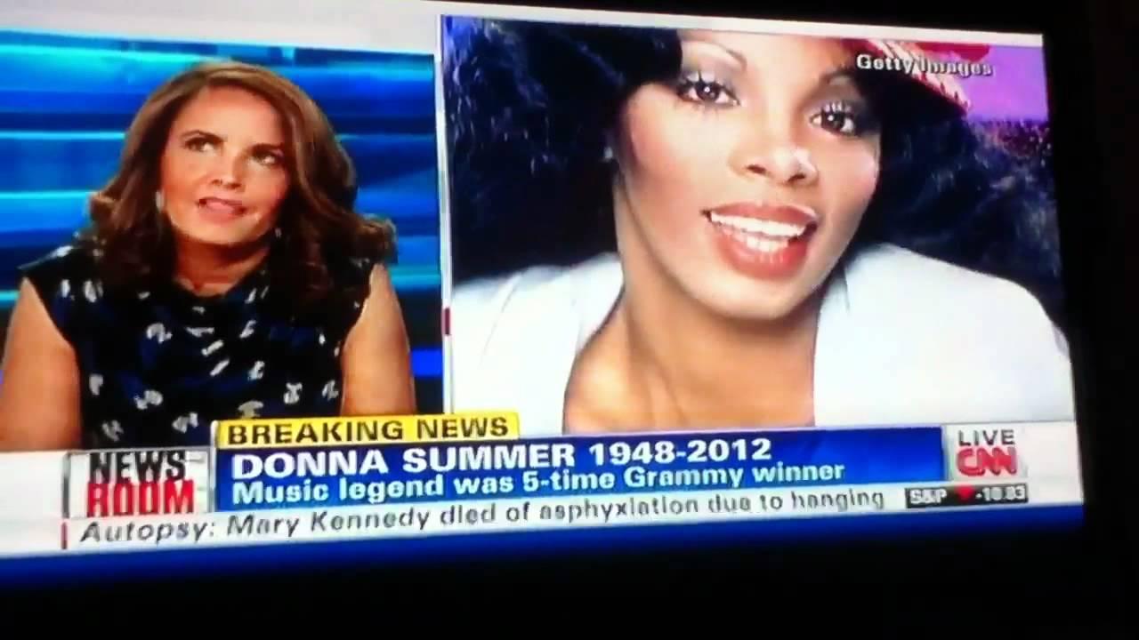 Donna Summer Death Coverage Cnn